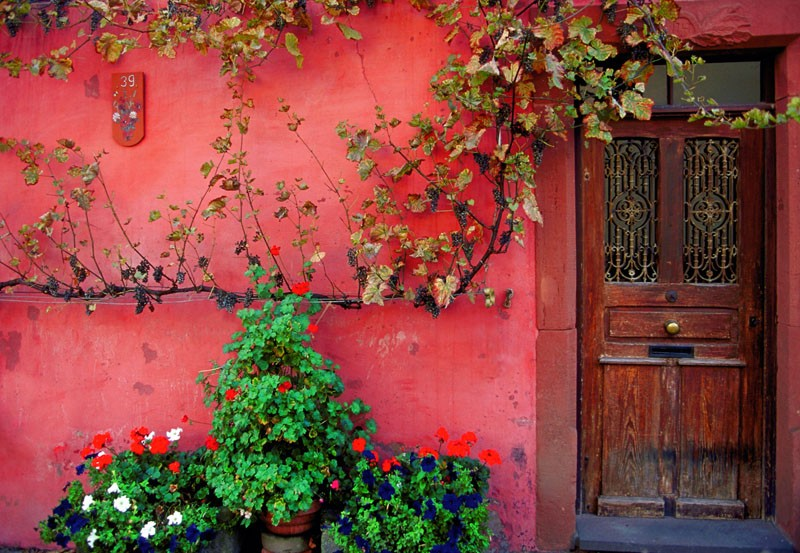 """39 Wissembourg 15x22.5"""" Print only SALE $10"""