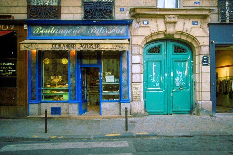 Boulangerie du Marais