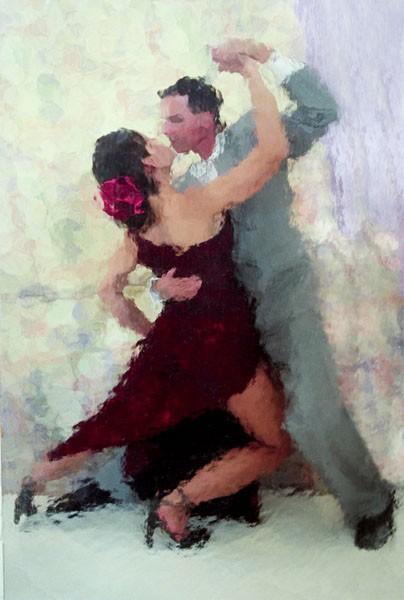 Last Tango 10x14 print only $12 SALE