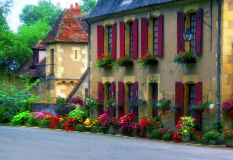 Maison du Burgundy