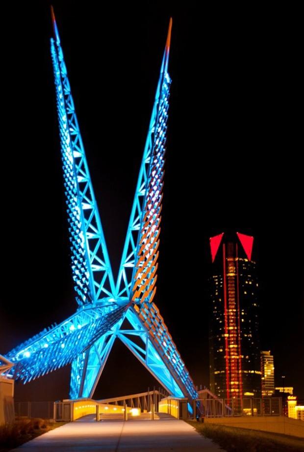 Dance Sky Bridge