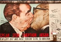 Brezhnev & Honecker