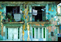 Dos Balcones-Habana