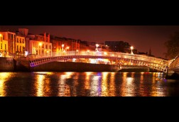 Ha'Penny Bridge crop