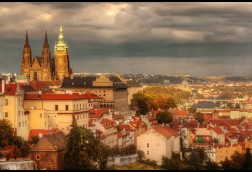 Prague Overlook