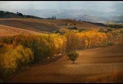 Vista di Toscana