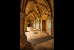 Cathedral Cloister